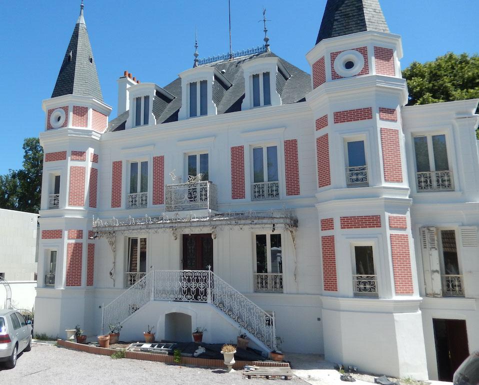 Rénovation d'un Relais de Chasse de 1880 à Saint-Maur-des-Fossés après