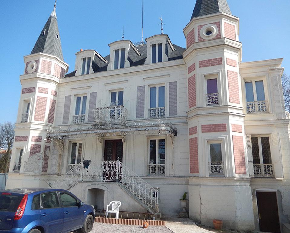 Rénovation d'un Relais de Chasse de 1880 à Saint-Maur-des-Fossés avant