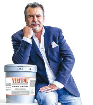 Christian BADIA, fondateur du concept VERTIKAL®